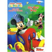 Mickey Mouse Coloring Set of 2