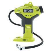 P737 18-Volt ONE+ Portable Cordless Power Inflator for Tires (Battery Not Included, Power Tool Only), ONE+ COMPATIBLE! This tool runs on the power.., By Ryobi