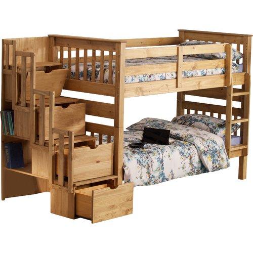 Just Kids Franky Single Bunk Bed Walmart Com