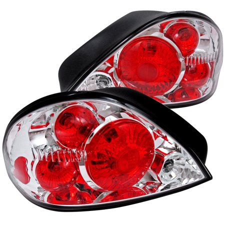 Spec D Tuning 1999 2005 Pontiac Grand Am Tail Lights 2000 2001 2002 99 00 01 02 03 04 05 Left Right