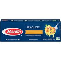 (2 pack) Barilla Pasta Spaghetti, 32 oz