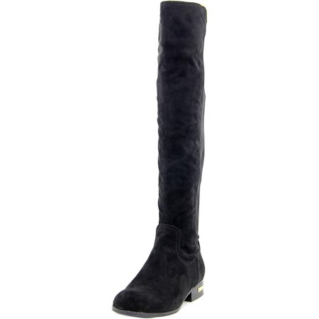 Marc Fisher Pheonix 2   Round Toe Synthetic  Knee High Boot