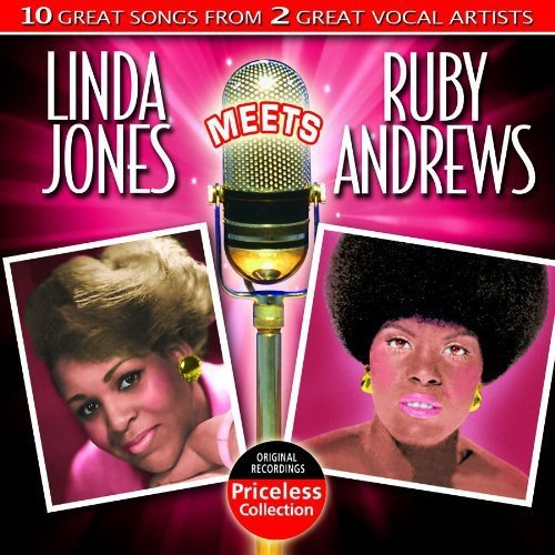 Linda Jones Meets Ruby Andrews