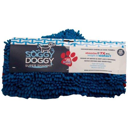 Soggy Doggy 31X14 Dog Towel