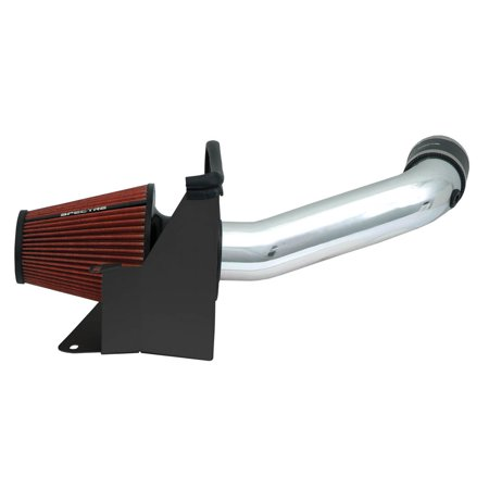 Spectre 9944 Air Intake Kit for Jeep Wrangler JK (Best Cold Air Intake For Jeep Grand Cherokee)