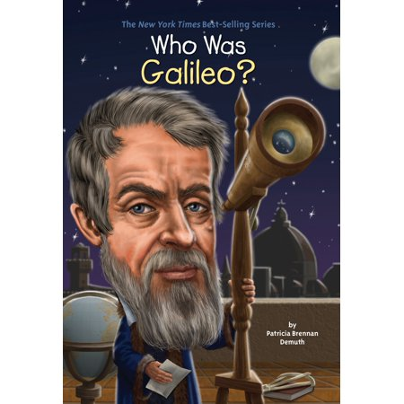 Who Was Galileo? (Paperback)](Who Was Queen Isabella)