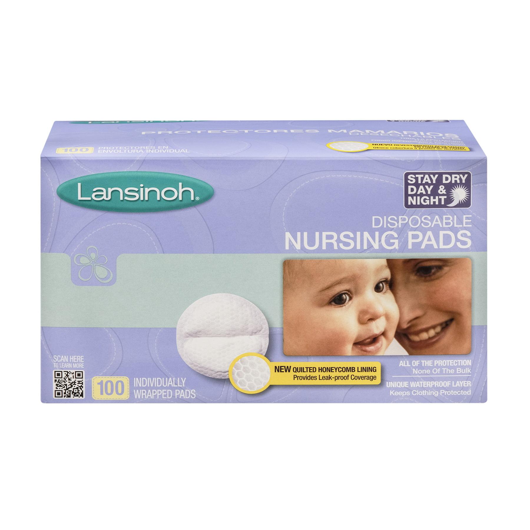 Lansinoh Disposable Nursing Pads 100 ct by Lansinoh