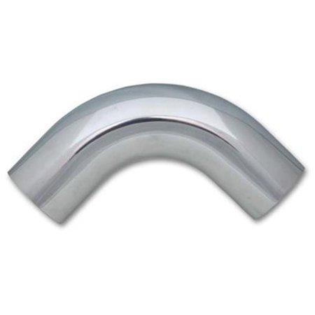 VIBRANT 2176 90 Degree Bend Air Intake Tube, 3 In. - Silver - image 1 of 1
