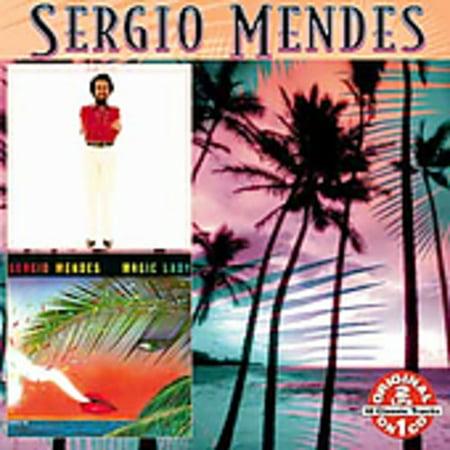 Sergio Mendes/Magic Lady (Sergio Mendes Cd)