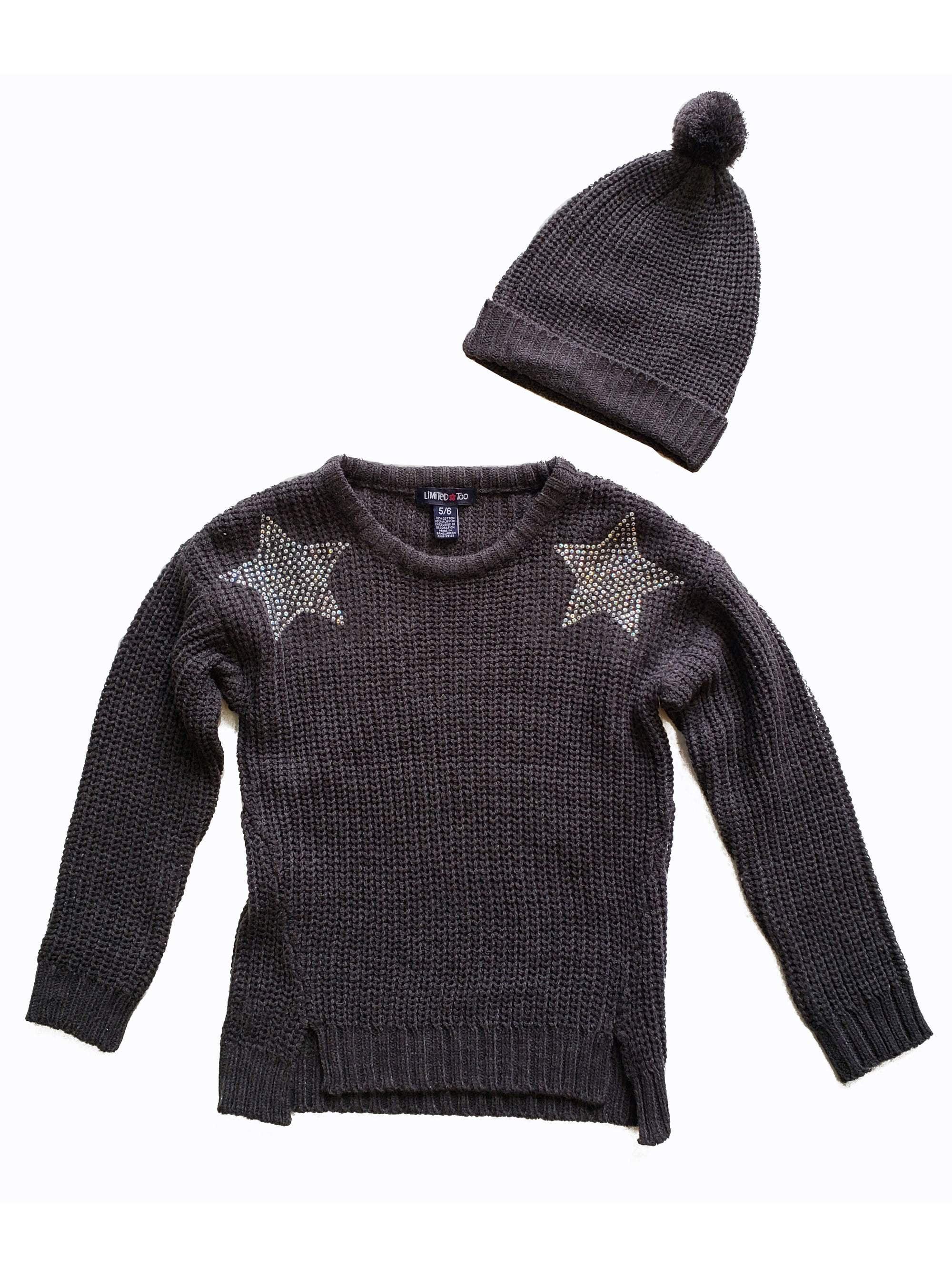 Sweater Hat Set