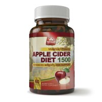 Apple Cider Vinegar 1500 (60 count)
