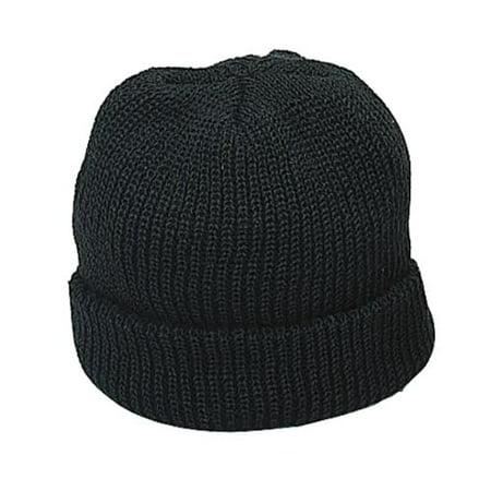 Acrylic Watch Caps, Knit Cap, Heavyweight & Warm (Heavyweight Double Knit)