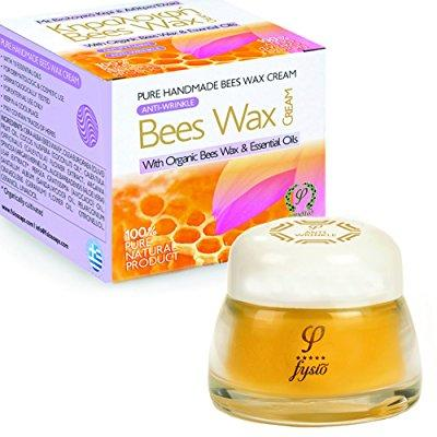 pure and natural anti wrinkle beeswax cream (50ml / 1.7 f...
