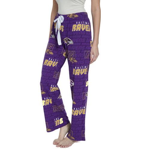 NFL Baltimore Ravens Transform Ladies' AOP Knit Pant