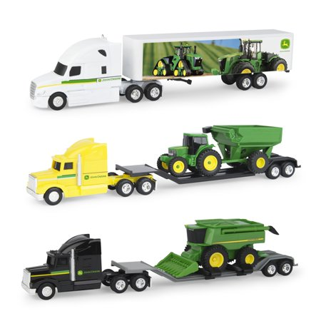 John Deere Farm Semi Item may Vary