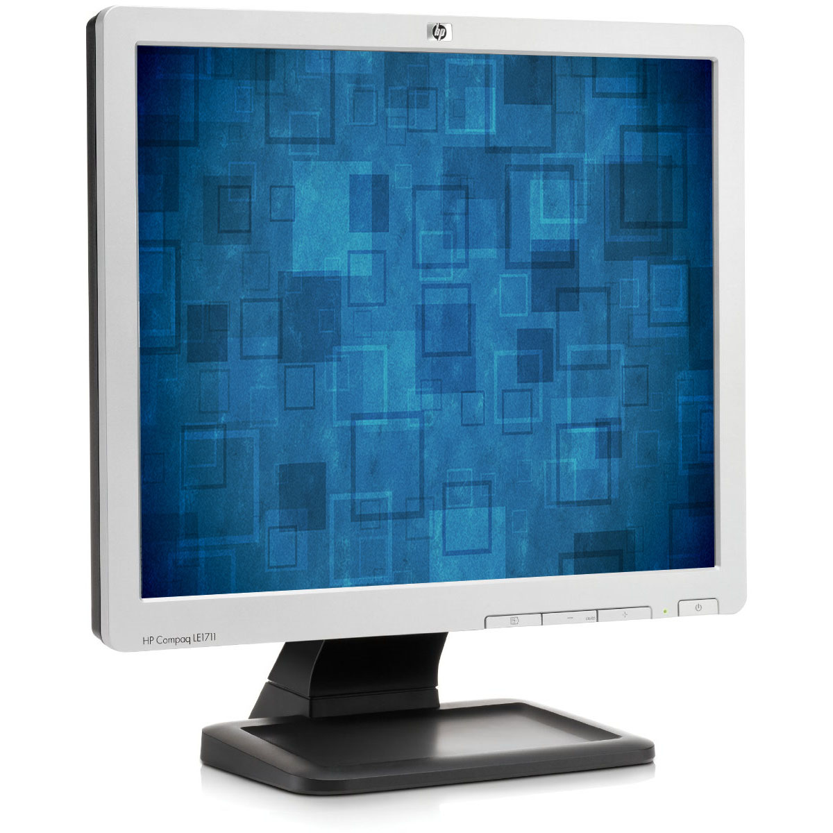 "Refurbished HP LE1711 1280 x 1024 Resolution 17"" LCD Flat Panel Computer Monitor Display"