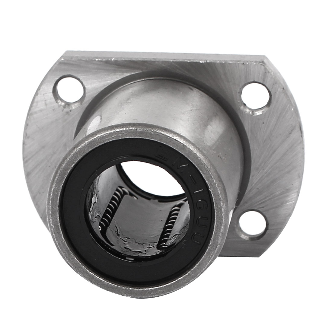 6mm Oval Flange Mounted Linear Motion Bushing Ball Bearing