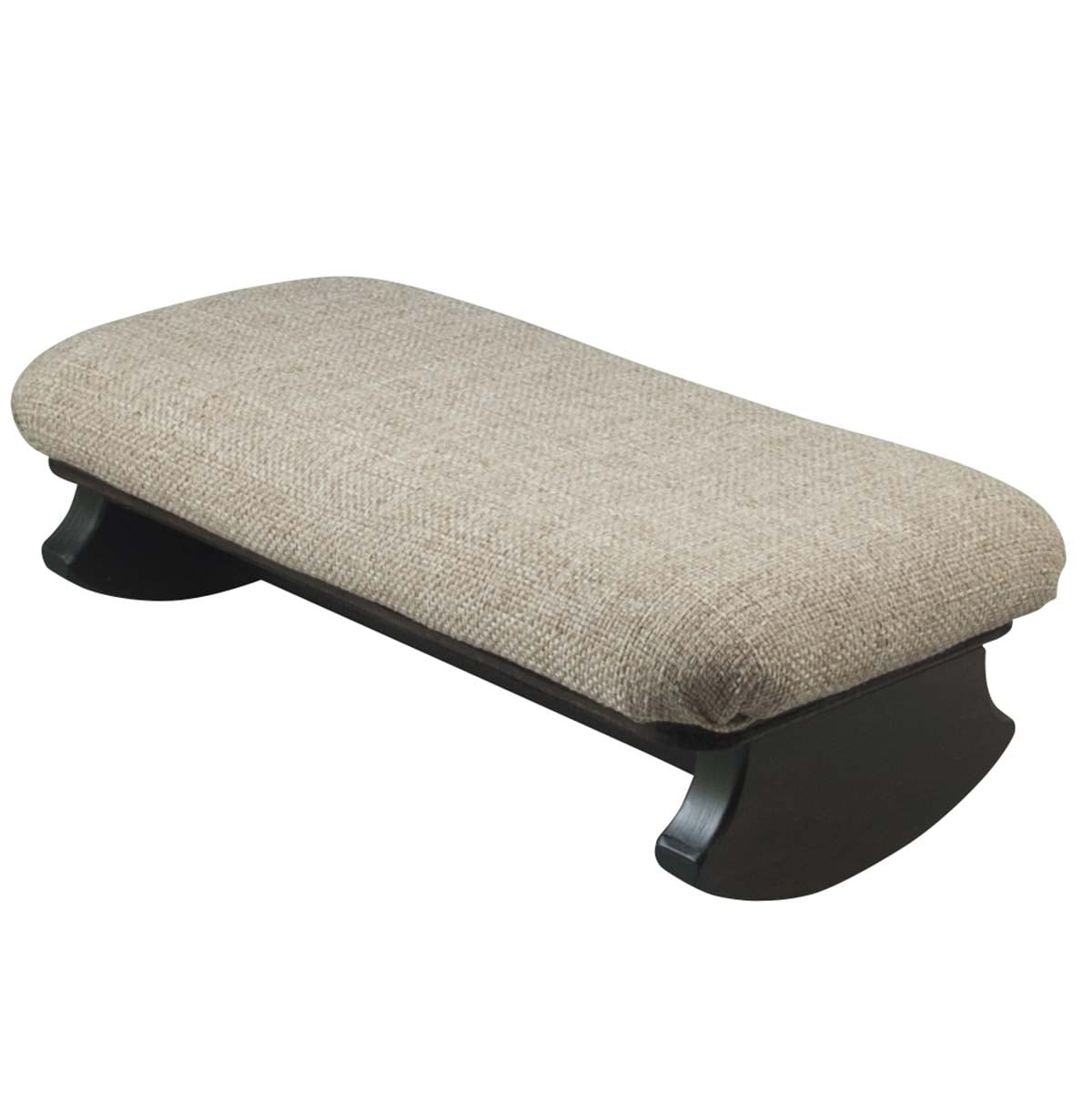Padded Rocking Foot Stool Walmart Com