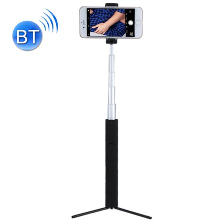 Bluetooth Wireless Selfie Stick Monopod Extendable Handheld Holder, For iPhone, Samsung, HTC, LG, Sony, Huawei, Lenovo, Xiaomi and other Smartphones
