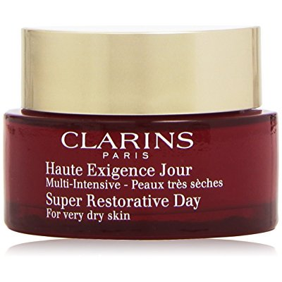 clarins super restorative day cream 50ml/1.6oz very dry skin