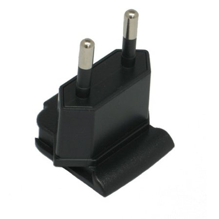 Blackberry European Adapter Clip Plug for Blackberry AC Wall Home Travel Charger