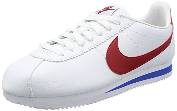 Nike Men's Classic Cortez Leather Fashion Sneakers