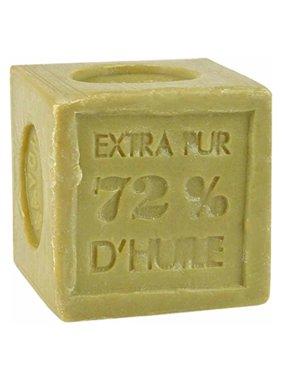 Natural Marseille Soap Cube by Pre de Provence (150g Soap)