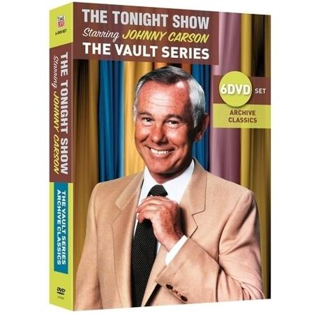 The Tonight Show Starring Johnny Carson  The Vault Series   Archive Classics