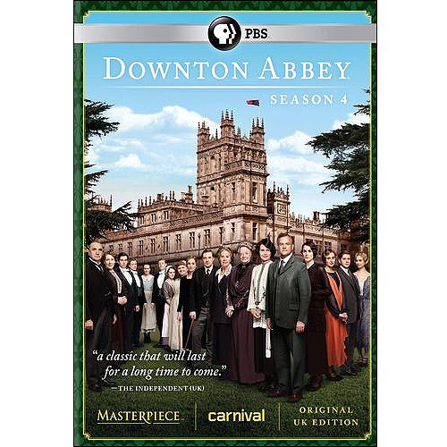 Downton Abbey: Season 4 (Original UK Edition)