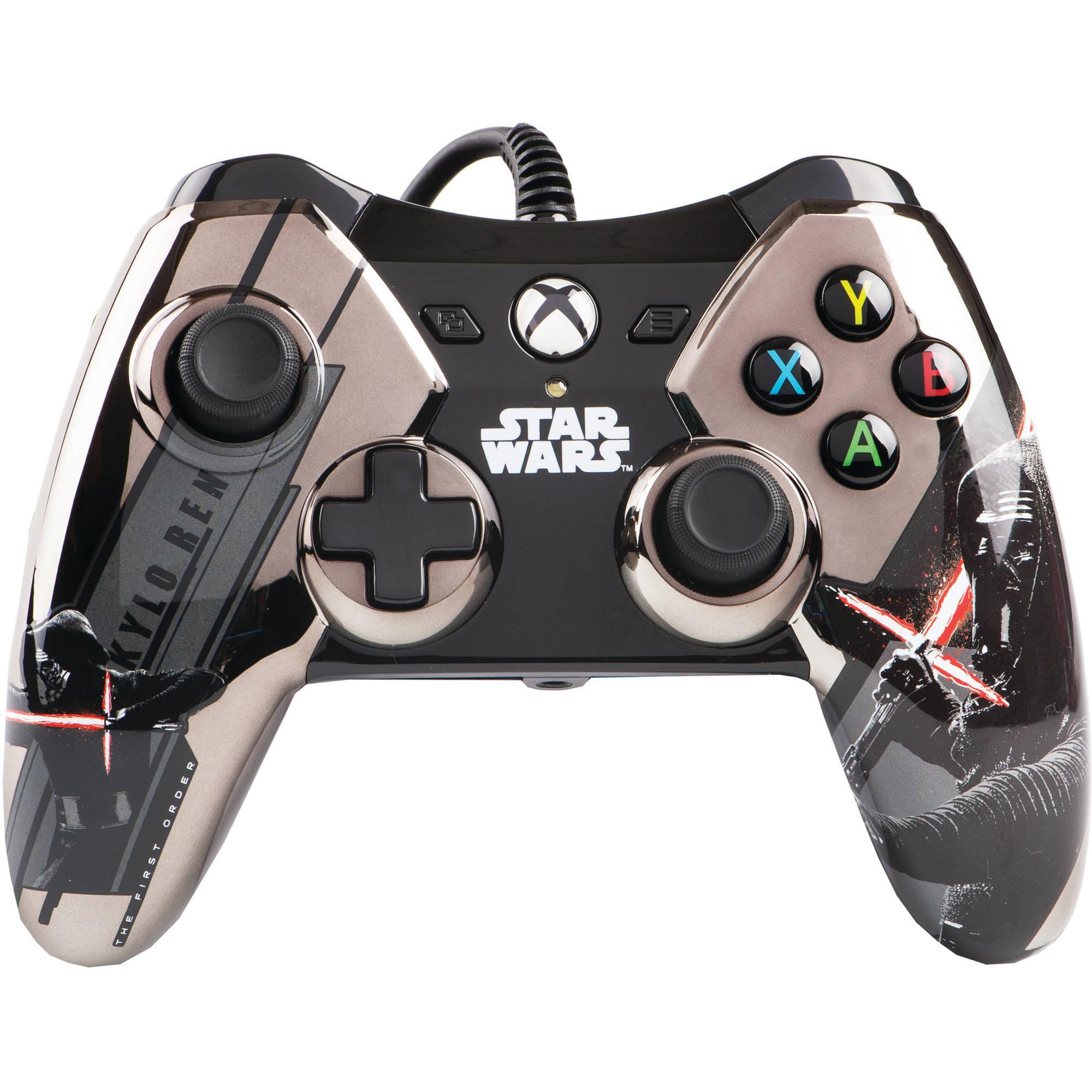 Refurbished PowerA 1423266-01 Xbox One Star Wars Episode VII Kylo ...