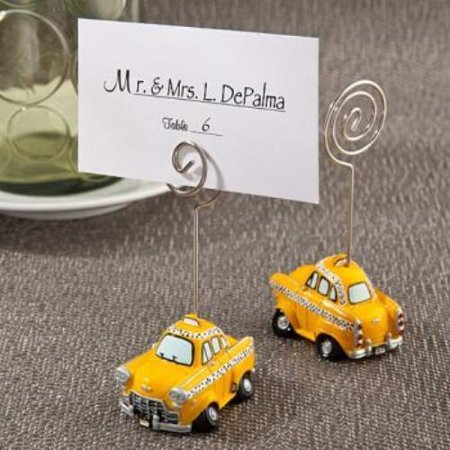 Taxicab Place Card Holders  pack of 40