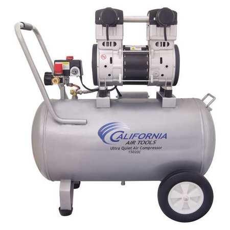 CALIFORNIA AIR TOOLS Portable Air Compressor,2 HP,15 gal. 15020C