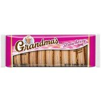 Grandma's Strawberry Flavored Sandwich Creme Cookies 3.025 oz. Pack