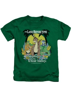 Land Before Time - Great Valley - Juvenile Short Sleeve Shirt - 4