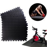 Zimtown 42 Pcs / 54 Pcs Foam Floor Tiles, Eva Interlocking Ground Puzzle Exercise Mats, Babies Crawling Cushion Pad, for Adult Workout and Children Kids Playing, for Home Gym Kitchen Use