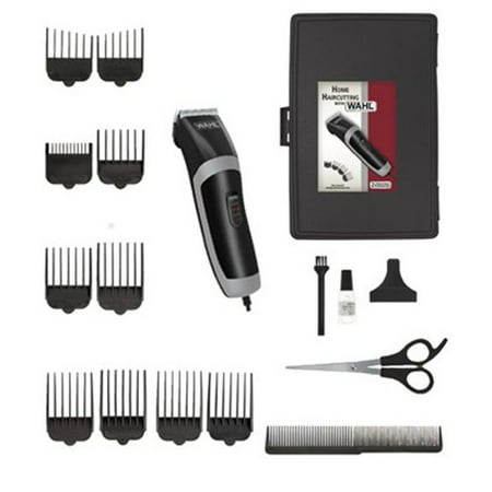 wahl corded hair clipper beard trimmer dual voltage worldwide use. Black Bedroom Furniture Sets. Home Design Ideas