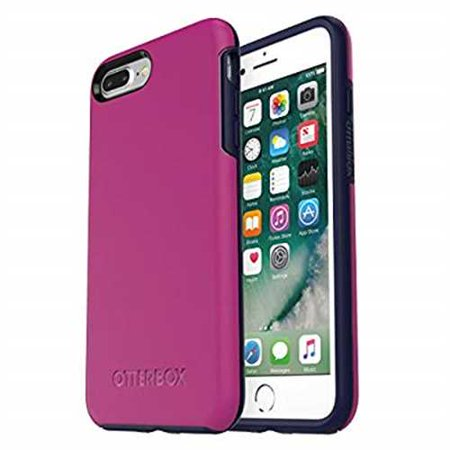 otterbox symmetry series case for iphone 8 plus iphone 7 plus only mix berry jam baton