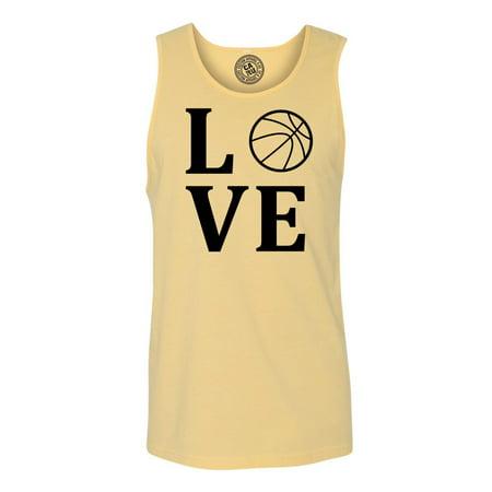 a3a23f5b5 Love Basketball Sports Jersey Mens Tank Top T-Shirt - Walmart.com