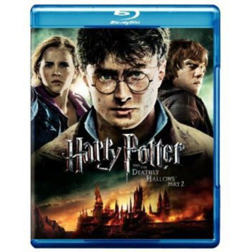 Harry Potter And The Deathly Hallows: Part 2 (Blu-ray) (Widescreen)