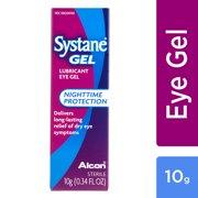 Systane Gel Lubricant Eye Gel Nighttime Protection, 0.34 FL OZ
