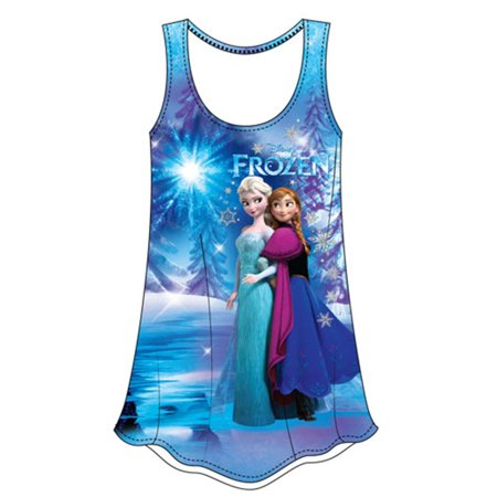 Disney Youth Frozen Elsa & Anna Large Sublimated Dress](Buy Elsa Frozen Dress)