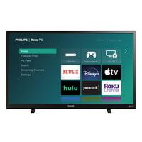Philips 32-Inch Class HD 720P Smart Roku LED TV 32PFL4664/F7 Deals