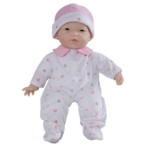 "Soft & Sweet 11"" Asian Baby Doll Designed by Berenguer"
