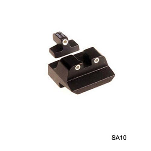 Trijicon S&W Compact .45 Long Rear Set SA10 600375