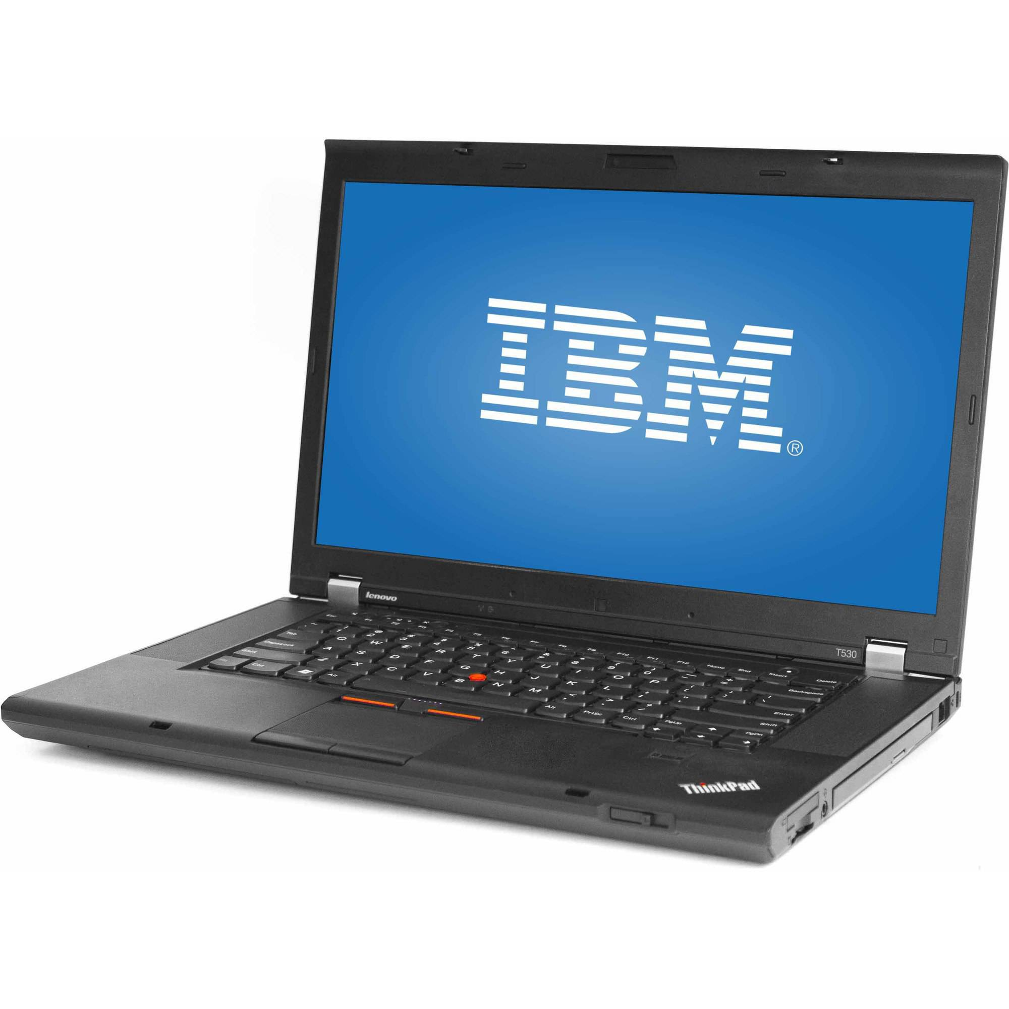 """Refurbished Lenovo 15.6"""" ThinkPad T530 Laptop PC with Intel Core i5-3320M Processor, 16GB Memory, 256GB Solid State Drive and Windows 7 Professional"""
