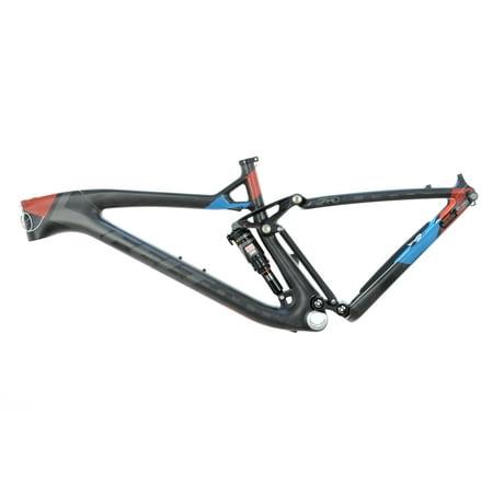 """2017 Felt Virtue FRD 29"""" Carbon Full Suspension Mountain Bike Frame / 18"""" Medium"""