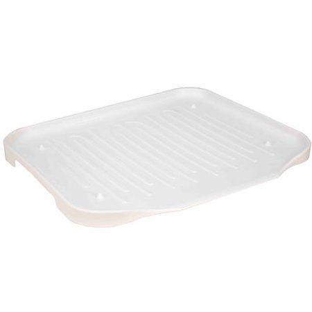 White Drainboard (Home Basics White Drain Board)