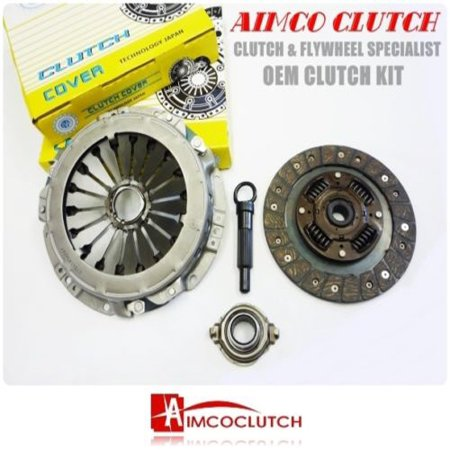 2006 Hyundai Elantra Clutch - XTD OE HD CLUTCH KIT FITS FOR HYUNDAI TIBURON ELANTRA 1.8L 2.0L 4CYL