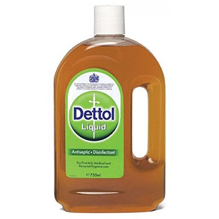 Topical Antiseptic Ointment - Dettol Topical Antiseptic Liquid, 25.36 Fl Oz