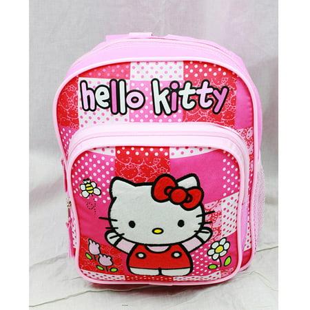 Mini Backpack - - Pink/Red Box New School Bag Book Girls 82416